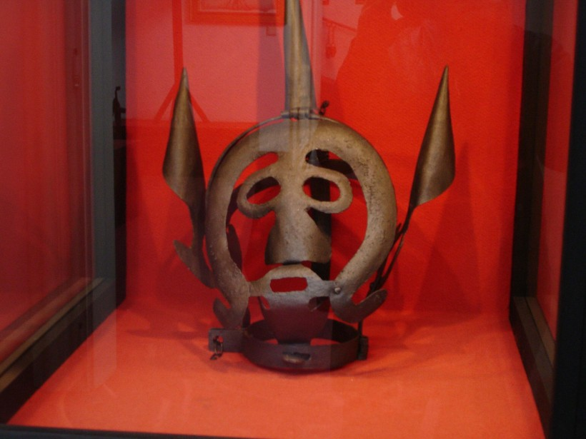 Prague-Museum-of-Medieval-Torture-Mask