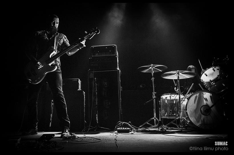 SUMAC; THE RICKSHAW THEATRE; Vancouver 2014; tiina liimu music p