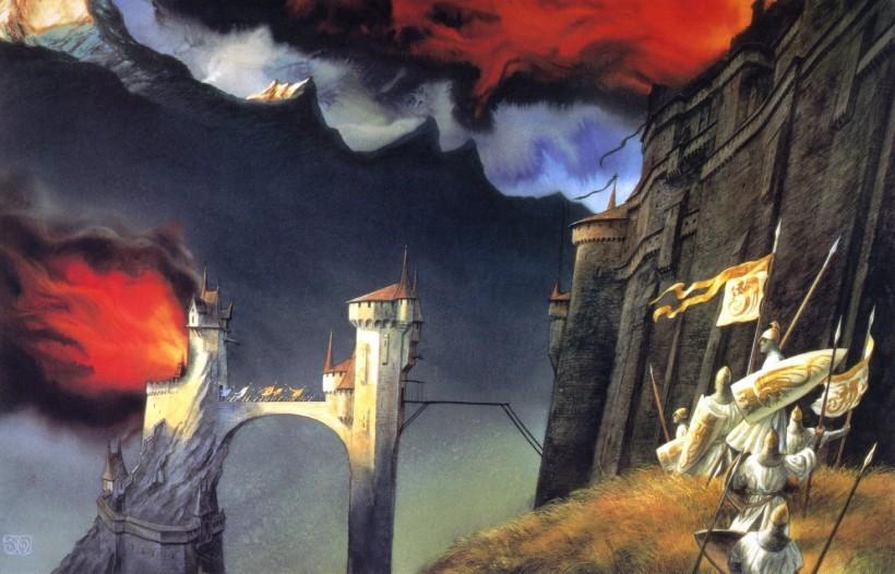 Tolkein-Art-by-John-Howe-fantasy-13446795-1466-942