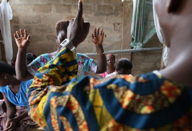 The Crucible 2014… The Witch Camps of Ghana
