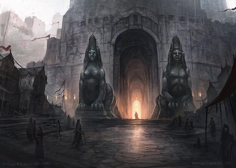 jcbarquet at_the_gates___game_of_thrones_lcg_by_jcbarquet-d87qsb4