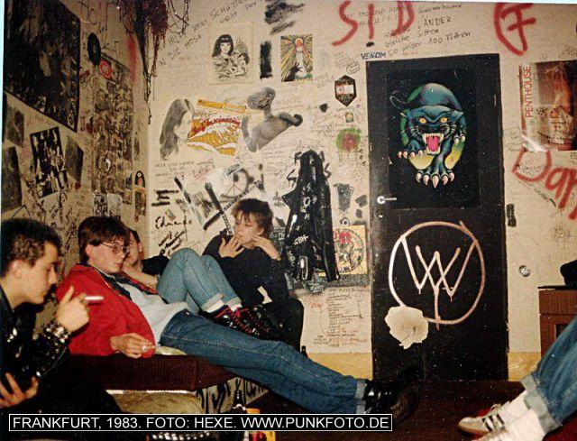portraits of u2026 german punk culture from the  u201980s pt  2