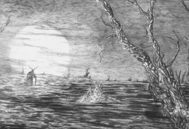 """Omnipotent Crawling Slime: SWAMP WITCH – """"The Slithering Bog"""" – Review + Stream"""
