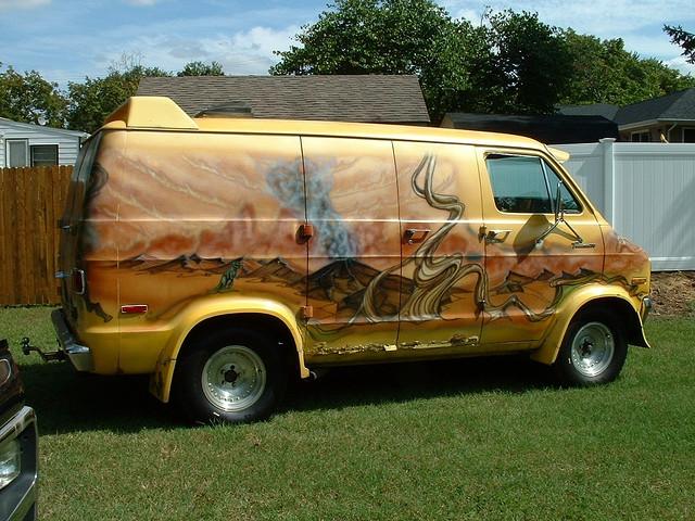 70 s custom vans for sale autos post. Black Bedroom Furniture Sets. Home Design Ideas