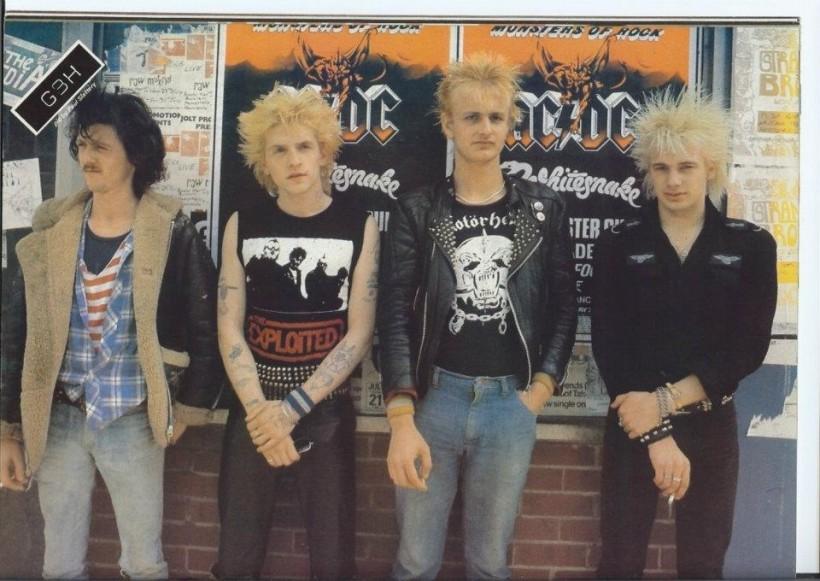 For Rad Anarcho Punk Records Head Over To Ruin Nation