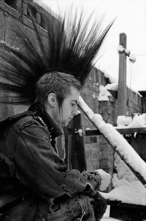 British Punk Culture From The 80s