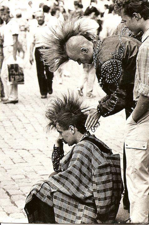 portraits of u2026estonian punk culture from the  u201980s