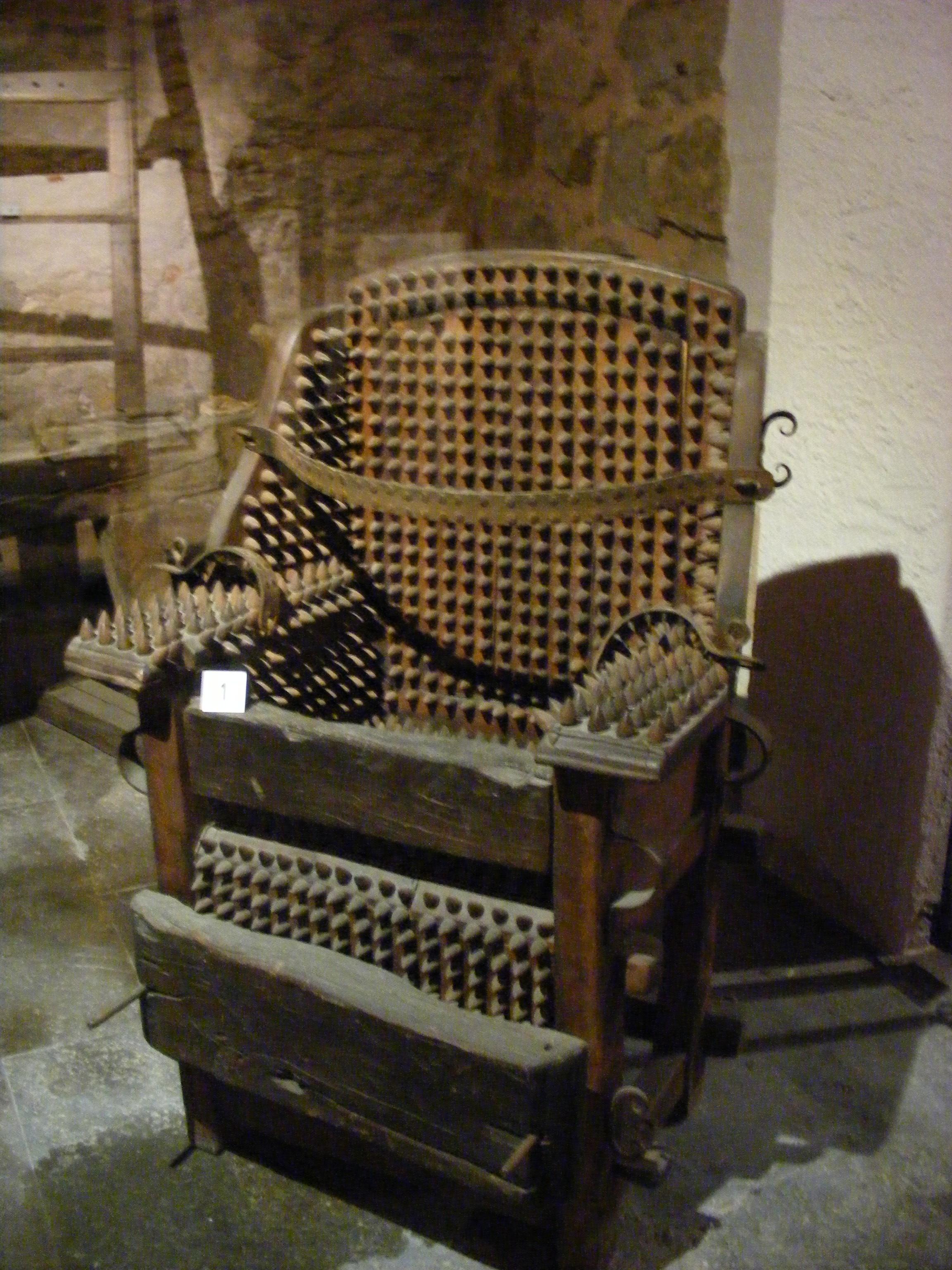 Milf medieval torture chair erotica scenes