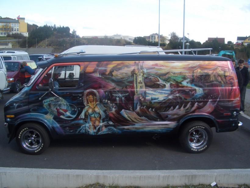 Norwegian van2