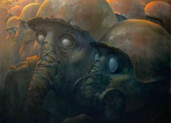 Fantasy Art Master!  Dariusz Zawadzki Artist Spotlight