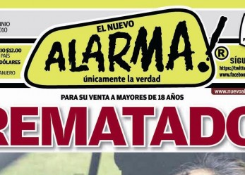 GORE NSFW! <br/>Real Life Faces Of Death: <br/>Alarma! Front Pages
