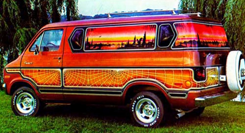 Magic Carpet Ride 70 S Airbrushed Vans Cvlt Nation