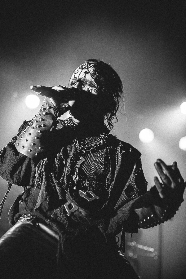 live review and photo essay mayhem and watain in vancouver
