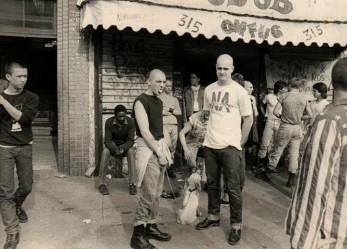 Social Unrest in the 80's New York Hardcore Scene