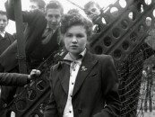 Portraits of London's 1950's Teddy Girl Gangs