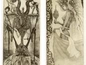 The IONA Tarot by Giona Fiochi