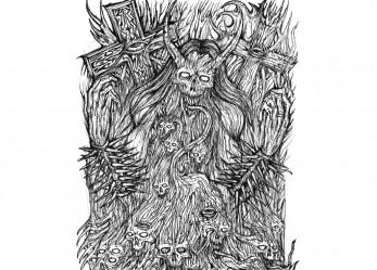THE WHOREHOUSE MASSACRE <br/>Altar of the Goat Skull/VI <br/>Review + Full Stream