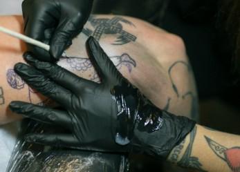 Tattoo Spotlight: SLOWER BLACK Hand-poked Tattoos