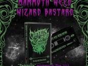"*Caution Highly Addictive Doom* <br/>MAMMOTH WEED WIZARD BASTARD's <br/>""Nachthexen"" Now Streaming"