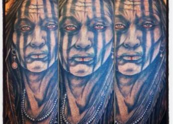 All Life Beyond Form… <br/>Stevie Floyd Tattoo