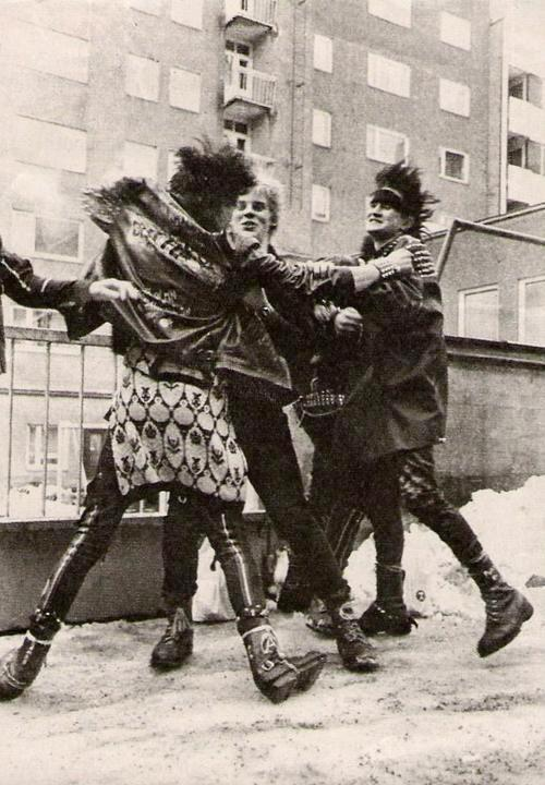 Punk In Finland