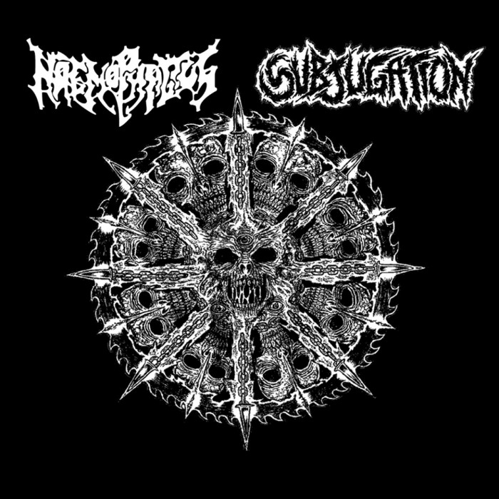 Haemophagus - Subjugation - split