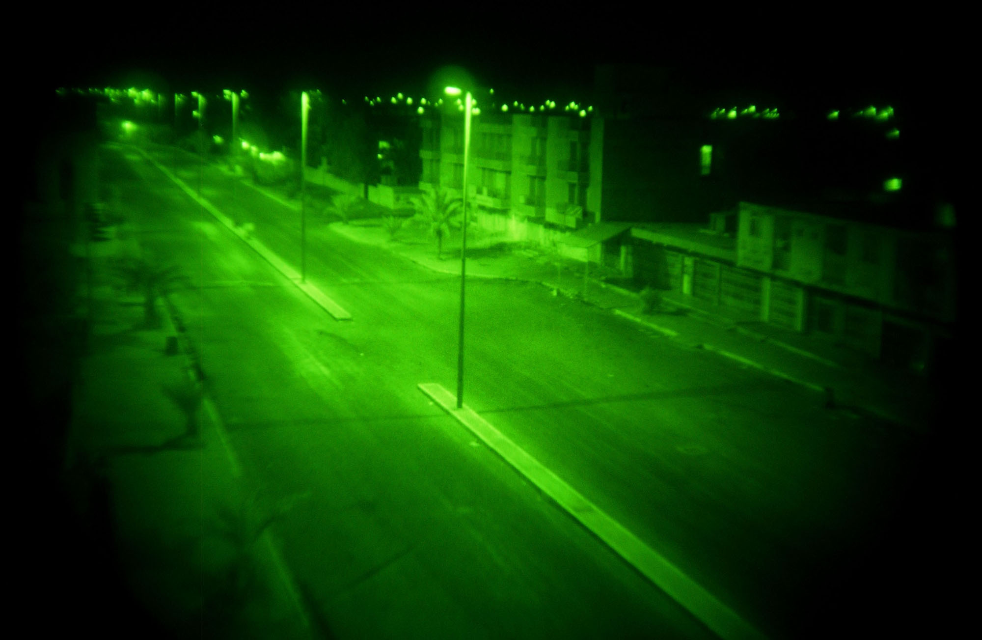 the human eye and night vision Night vision devices provide the unique capability to overcome limitations of the   from which they release photons with a wavelength visible for the human eye.