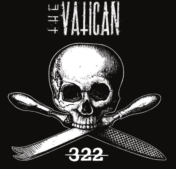 VATICAN- VOL III- ALBUM COVER