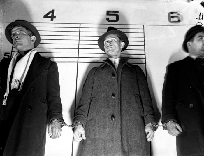 Vintage Chicago Crime Photos from between the 1900s and 1950s (6)