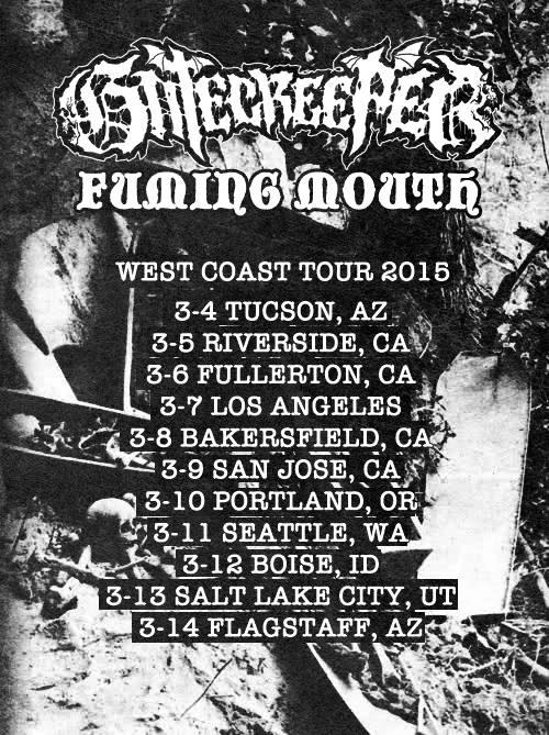 gatecreeper tour