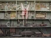 Bodies in the Cellar… The Dioramas of Marc Giai-Miniet