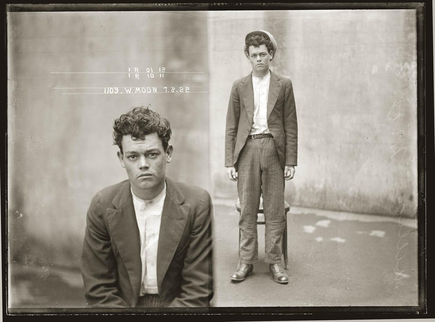 Thieves, Opium Dealers and Go-Getters… Vintage Australian Mugshots