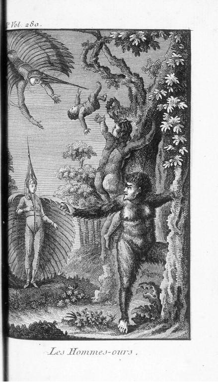 Mythology-French-People-as-bears-Flying-bear-person