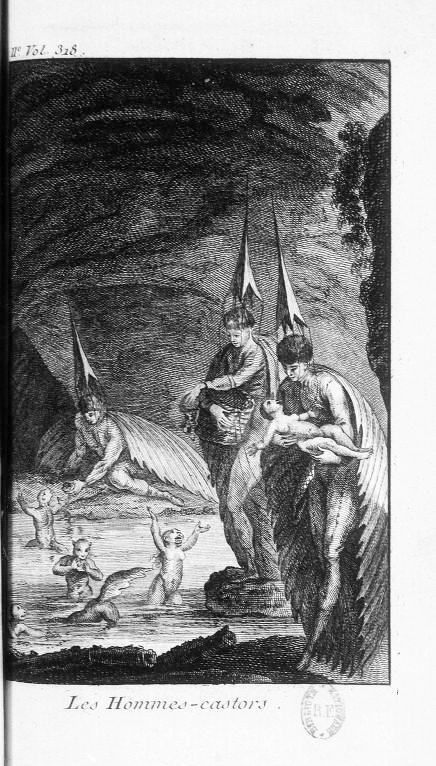 Mythology-French-People-as-beavers