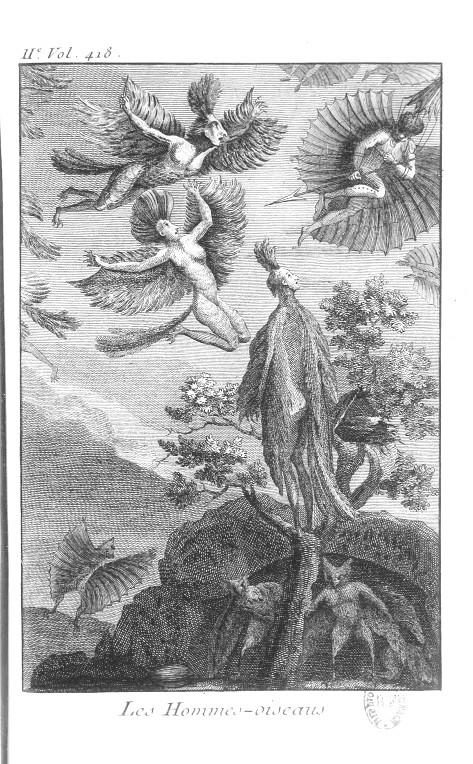 Mythology-French-People-as-birds