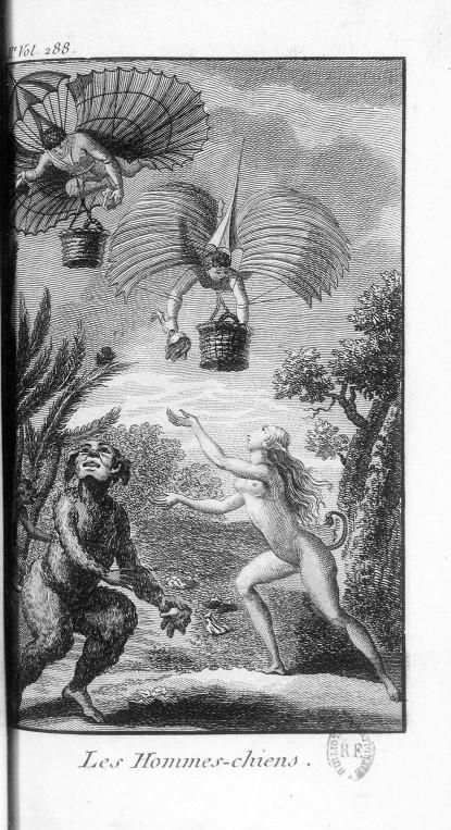 Mythology-French-People-as-dogs-