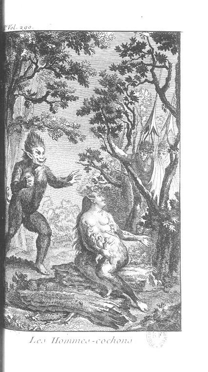 Mythology-French-People-as-pigs