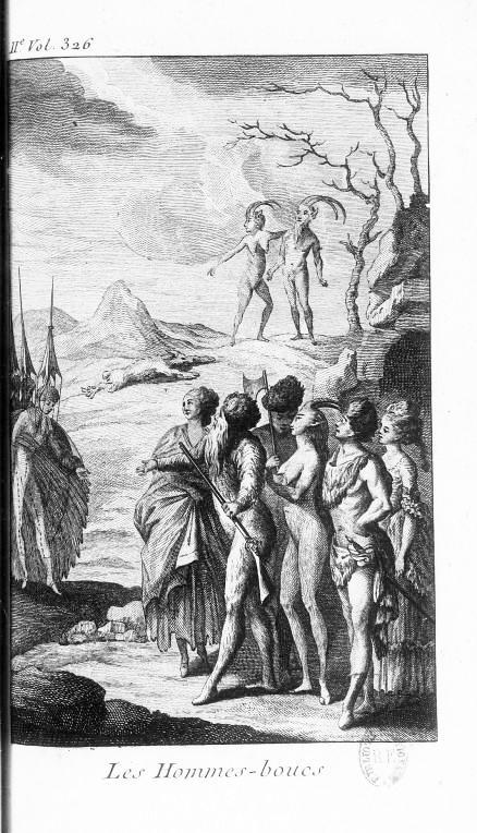 Mythology-French-People-as-strangers