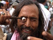 EYE-Popping: The Sufi Ritual of Sticking Knives In Eyes