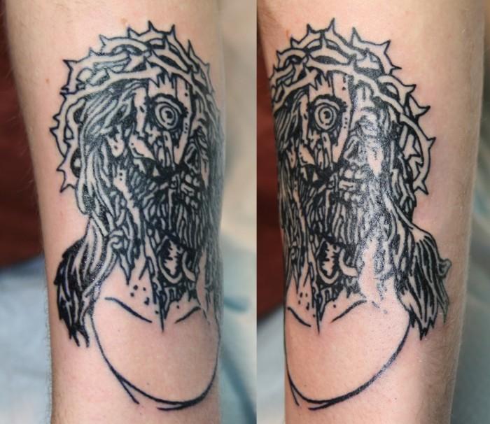 zombie-jesus-tattoo-design-2