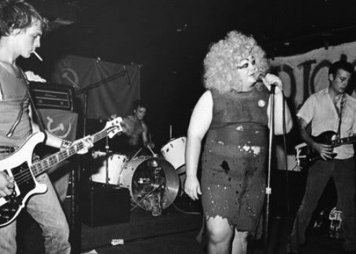 The Bluesy Band of 80's Hardcore… <br/>The DICKS 1985 Rare Footage!