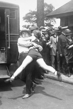 """Skirts endanger the morals of the children…"" <br/>Slut-Shaming in the 1920s"