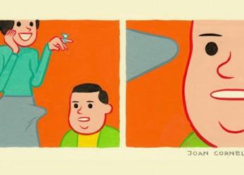 The Brilliant and Twisted Comics of Joan Cornellà