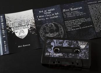Win 4 Black Metal Cassettes! <br/>Les Acteurs de l'Ombre Productions Stream + Contest