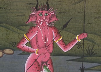 NSFW! Vintage Indian Erotica