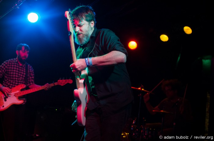 Six Organs Of Admittance @ the 7th Street Entry, Minneapolis, MN - April 21st, 2015