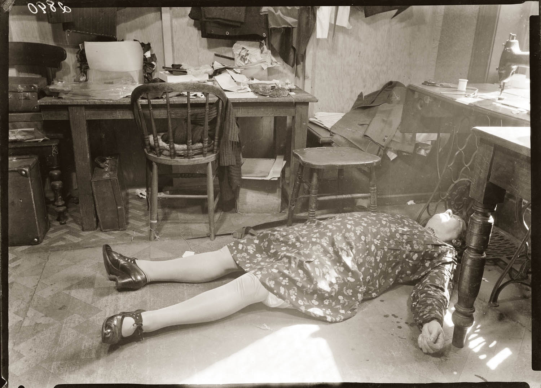 Vintage crime photos Arschfick mit