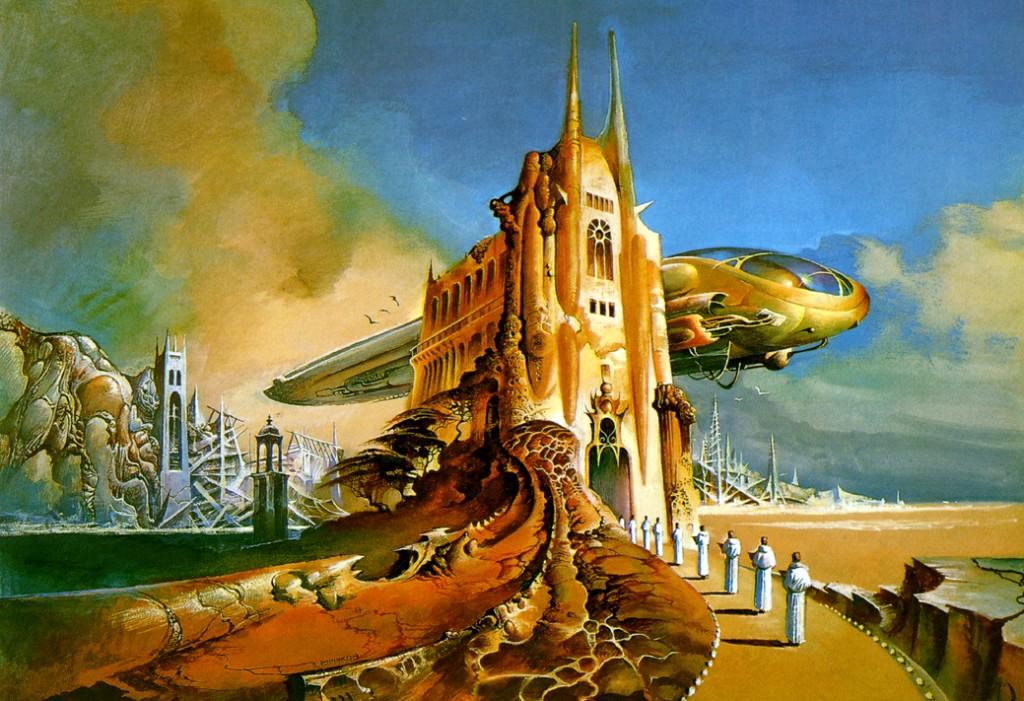 aliens and spaceships u2026 bruce pennington u2019s retrofuturism
