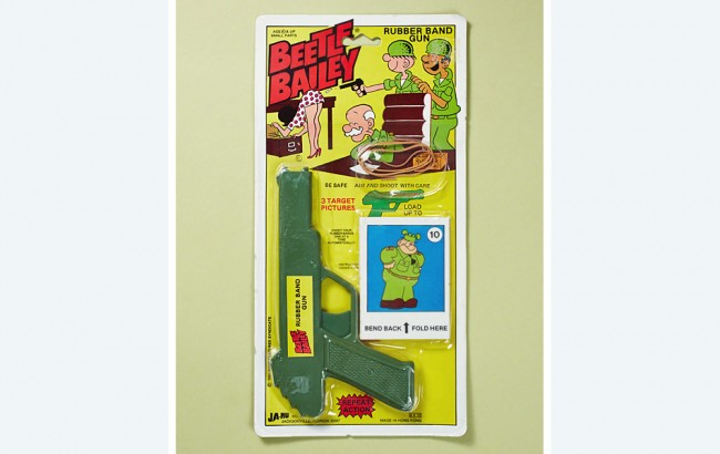 beetle-bailey-gun