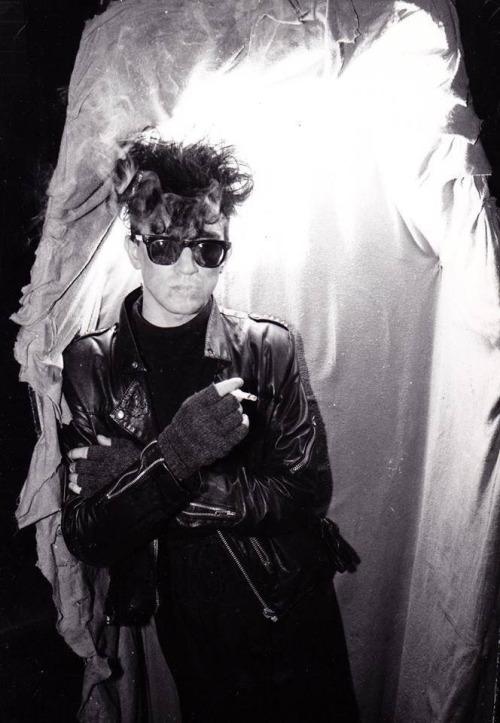 Portraits of… 80s Death Rock // Goth Culture - CVLT Nation